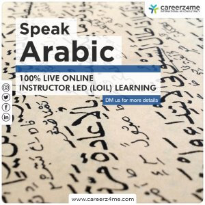 Speak Arabic- Beginner Level