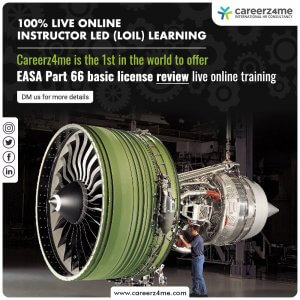 EASA Part 66 Cat B2 BASIC EXAMS – DUBAI, UNITED ARAB EMIRATES